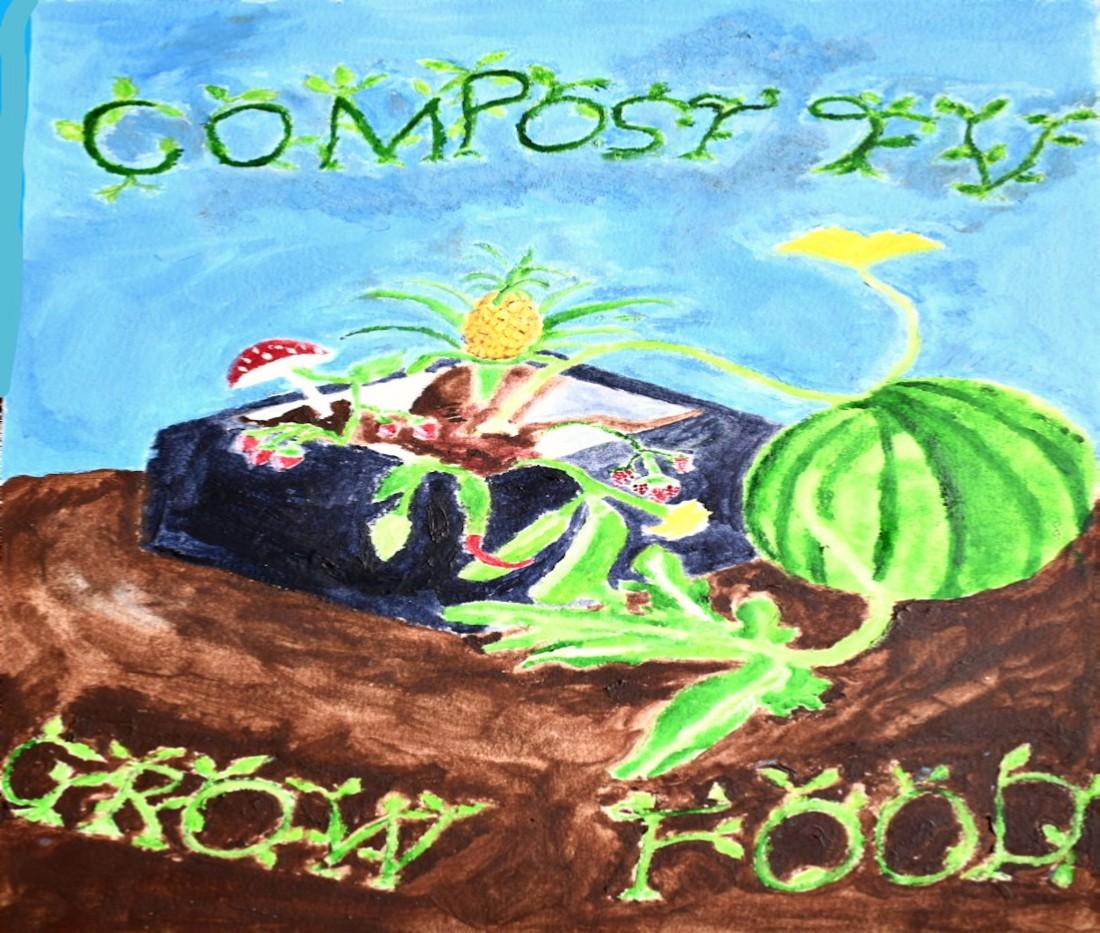 Compost TV Grow Food